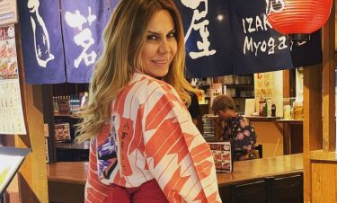Η Στέλλα Γεωργιάδου απαντάει δημόσια στα «τρολ» και προκαλεί κύματα γέλιου (Photo)