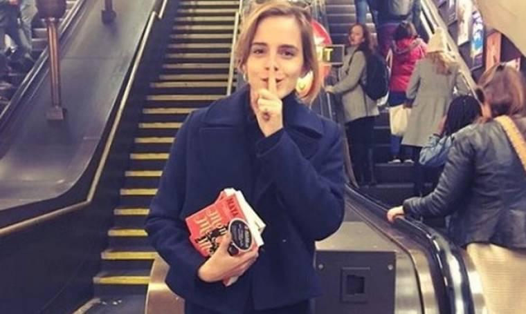 Με ποιον συμπρωταγωνιστή της από το Harry Potter υπήρξε ερωτευμένη η Emma Watson;