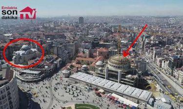Ομολογία Δημάρχου στην Κωνσταντινούπολη: «Χτίσαμε το τζαμί στην πλατεία Ταξίμ για να… »