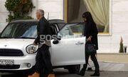 Ρόκκος-Γκόφα: Παντού με τη σύζυγό του (φωτο)