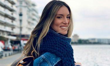 Αθηνά Οικονομάκου: «Δεν θυμάμαι τίποτα από την ημέρα του γάμου μου»