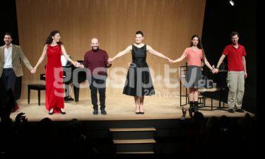 Εντυπωσιακή πρεμιέρα για την παράσταση «Master Class»: Οι επώνυμοι που έδωσαν το παρών! (Photos)