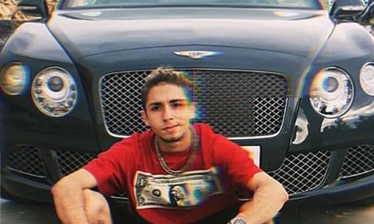 Ο 17χρονος γιος του Πανά κάνει το δισκογραφικό του ντεμπούτο και … ραπάρει (video)