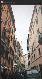 Τριανταφυλλίδου – Βλάχος: Μαζί στην Ιταλία – Τους «πρόδωσε» το Instagram!