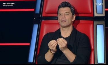 The Voice: Ο παίκτης έχανε την αναπνοή του - Ο προβληματισμός του Σάκη και η τελική απόφαση (Video)