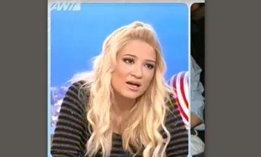 Άφωνη η Σκορδά με την αποκάλυψη: «Αν η γυναίκα μου δεν έκανε χειρουργείο κινδύνευε με παράλυση»