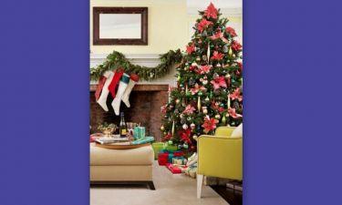 Οι 10+1 μεγαλύτερες τάσεις στα χριστουγεννιάτικα δέντρα