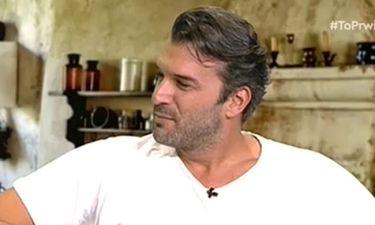 Αντώνης Βλοντάκης: «Έχω φτάσει πολλές φορές σε σημεία πνιγμού στην πισίνα»