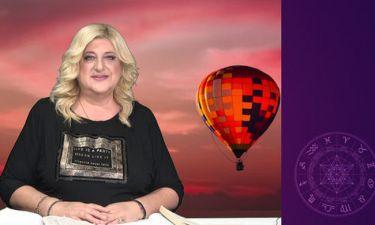 Εβδομαδιαίες 25/11 - 01/12 από την Μπέλλα Κυδωνάκη: Δείτε τη ζωή πιο αισιόδοξα