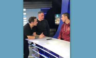 Πρεμιέρα για το Total Football και τον Ντέμη Νικολαϊδη