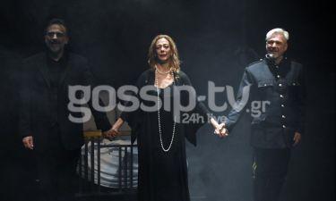 Επίσημη πρεμιέρα της παράστασης «Ο Χορός του Θανάτου»: Ποιους είδαμε εκεί; (Photos)