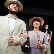 Από τις παραστάσεις στο Λος Άντζελες σε θέατρο της Αθήνας (photos)