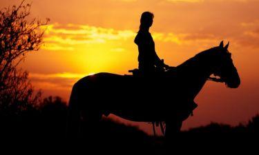 Αν είσαι καβάλα σε άλογο, μεγάλη επιτυχία θα έχεις