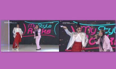 My style rocks Gala: Ο ξέφρενος χορός της Μαγγίρα ντυμένη «Φλωρινιώτης» (Video)