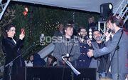 Σωτηροπούλου - Μαραβέγιας: Φωταγώγησαν χριστουγεννιάτικο δέντρο στο Μαρούσι