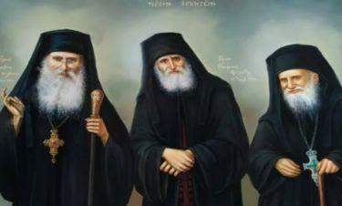 Πνευματική επικοινωνία με τον Άγιο Παΐσιο..