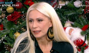 Μαρία Μπακοδήμου: «Με τον Φώτη δεν έχουμε παρεξηγηθεί»