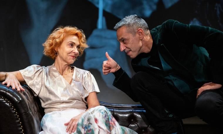 Ναταλία Τσαλίκη- Δημοσθένης Παπαδόπουλος: Μαζί στην ίδια σκηνή