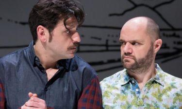Χρυσοστόμου-Παπαδημητρίου: Συναντιούνται ξανά στο θεατρικό σανίδι
