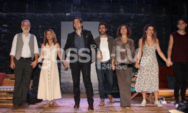 «Ο Ήχος του όπλου» της Λούλας Αναγνωστάκη, έκανε πρεμιέρα στο θέατρο Σταθμός! (Photos)