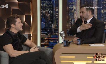 «The 2Night Show»: Ο Νίκος Οικονομόπουλος ξεκαθαρίζει: Είναι στα σχέδιά του γάμος και οικογένεια;