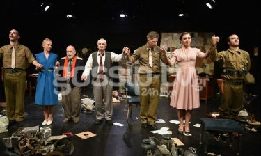 Επίσημη πρεμιέρα για την παράσταση «Προσωπική Συμφωνία» - Ποιοι επώνυμοι έδωσαν το παρών;