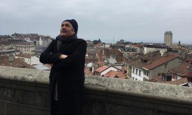 Λάκης Λαζόπουλος: Η απόδραση στην Ελβετία και η συνάντηση με Έλληνες που ζουν εκεί (photos)
