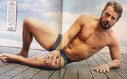 Γιώργος Αγγελόπουλος: Δείτε τη sexy φωτογραφία του που δεν έγινε ποτέ σε εξώφυλλο! (Photo)