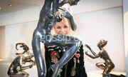 Ντέλλα Ρούνικ: Έκθεση γλυπτών «Το αβάσταχτο κενό της απουσίας» (Photos)