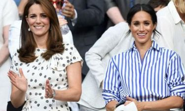 Middleton- Markle: Τα «μαχαίρια» στη σχέση τους και τα δάκρυα της Kate!