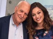 Η Μπάγια Αντωνοπούλου μιλά πρώτη φορά για την κόντρα της με τον Γιώργο Παπαδάκη:«Υπήρξε μια ένταση…»