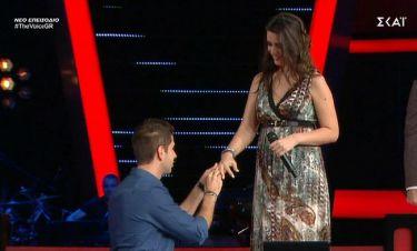 The Voice: Η πρόταση γάμου on stage και ο ρόλος της Παπαρίζου
