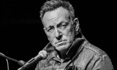 «Παλεύει» με τα ψυχολογικά του ο Bruce Springsteen