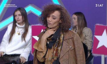 My style rocks: Η συγνώμη της Ναντίν στους κριτές και το ξέσπασμα για το bullying που δέχεται(Video)