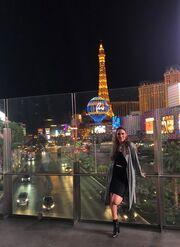 Βασιλική Νταντά: Το απίστευτο ταξίδι της στην Αμερική (pics)