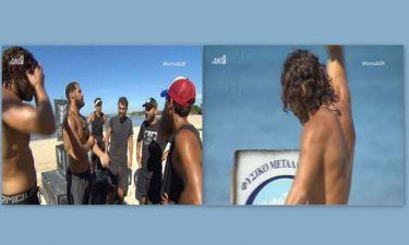 Nomads 2: Ένταση στους Εισβολείς: «Mη λες μ@λακ@ες, πες τα έκανα σκ@τ@ και συγνώμη»  (Video)