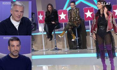 My Style Rocks: «Έστησαν» στο τοίχο την Μπάση: «Εγώ θα σε ρώταγα… τι γδύθηκες και όχι τι ντύθηκες»