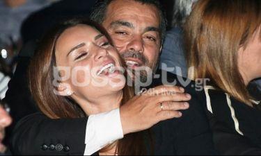 Παύλος Πετρουλάκης - Ελένη Τσολάκη: Full in love σε βραδινή τους έξοδο (Photos)