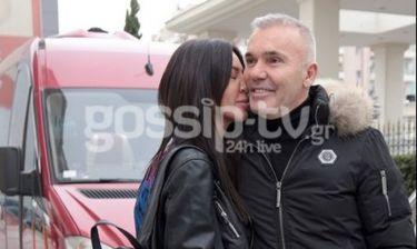 Στέλιος Ρόκκος - Ελένη Γκόφα: Παντού μαζί το ερωτευμένο ζευγάρι (Photos)