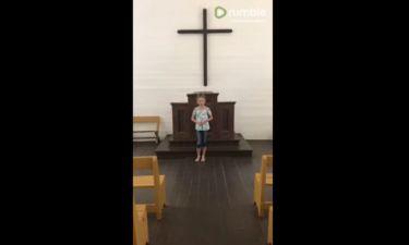 Η 12χρονη με την απίθανη φωνή!