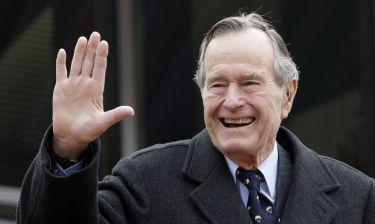 Τζορτζ Μπους: Οι σημαντικότερες στιγμές ενός Αμερικανού Προέδρου (vid)