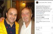 Ο Ντίνος Καρύδης στηρίζει τον Μάρκο Σεφερλή - Το μήνυμα στον ηθοποιό