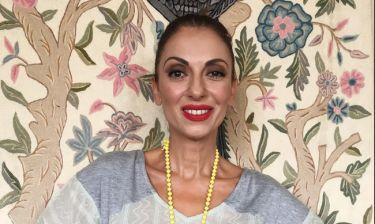 Ματθίλδη Μαγγίρα: Έτσι είναι χωρίς ίχνος μακιγιάζ! (Photo)