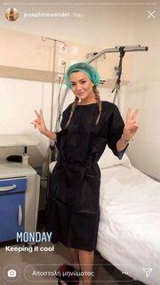 Στο νοσοκομείο γνωστή τραγουδίστρια - Τι της συνέβη;