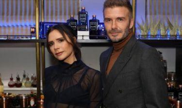 Το ζεύγος Beckham είπε να βγει ένα βράδυ κι ο Brooklyn δεν τους αφήνει σε ησυχία
