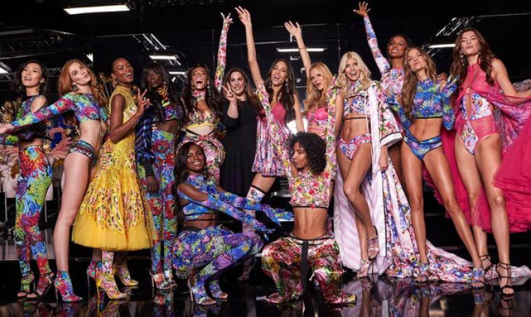 Θεαματική πτώση τηλεθέασης για το φετινό show της Victoria's Secret (pics)