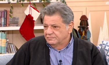Ξέσπασε ο Παρτσαλάκης για Σεφερλή - Παλλάς: «Ανακατεύτηκα… ήταν εγκληματική πράξη»