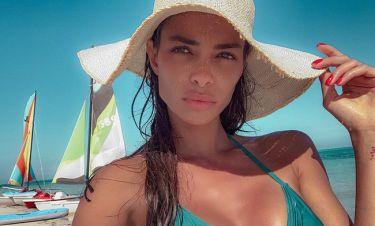 Ξεσαλώνει στην Κούβα η γυναίκα του Ντάνι Άλβες (vid&pics)