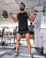 Σάκης Τανιμανίδης: Ανέβασε φωτογραφία στο γυμναστήριο και «έριξε» το Instagram! (Photo)
