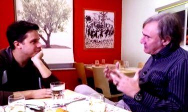 Η εξομολόγηση του Σακελλαρίου για την περιπέτεια της υγείας του: «Μου έχει γίνει εμμονή»